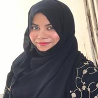 Engr. Aysha Ahmed